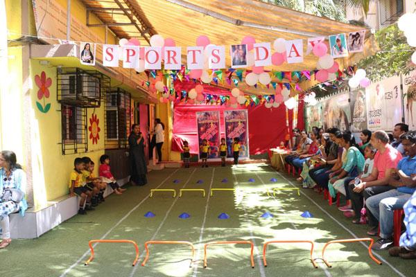 Nursery Sports Day 11 Edukidz International