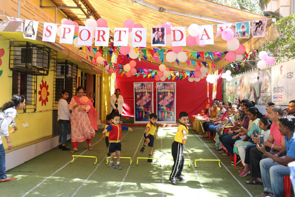 Sports Day Edukidz International